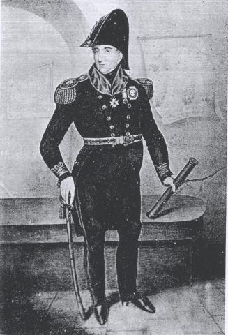 Captain Henry Digby