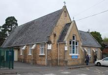 St Martin's Church, Sandford