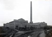 Sandford Pottery in about 1920